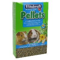 Extrude - En Granule VITAKRAFT Pellets granules - Pour cochons d'Inde - 800 g