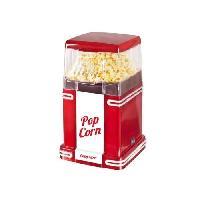 Fabrication Maison 90.590Y Machine a popcorn - Rouge Blanc