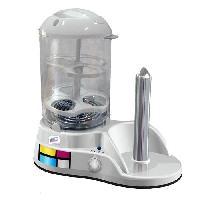 Fabrication Maison UDPP UD350 Machine a hotdog - 350W - 6 saucisses - Blanc