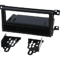 Facade Autoradio Facade autoradio 1DIN compatible avec Subaru Forester Impreza 08-11 avec vide-poche