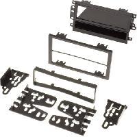 Facade Autoradio Facade autoradio 2Din compatible avec Chevrolet Hummer H2 Suzuki GM Buick Pontiac Saturn