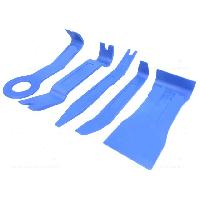 Facade Universelle Kit outils de demontage garniture - 5 outils - ADNAuto