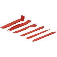 Facade Universelle Outils de demontage de pieces plastiques par 6