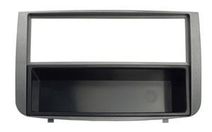 Argent Facade autoradio FA256 compatible avec Alfa Romeo Mito