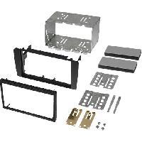 Facade autoradio Audi Kit Autoradio 2Din FA177C compatible avec Audi A3 ap03
