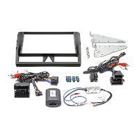 Facade autoradio Audi Kit installation complet KIT-8A3 pour INE-W928R - Audi A3 03-08