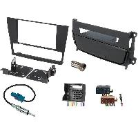 Facade autoradio BMW Kit Installation Autoradio KITFAC-45501C compatible avec BMW 3