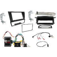 Facade autoradio BMW Kit Installation Autoradio KITFAC-ZBM11 compatible avec BMW serie 3