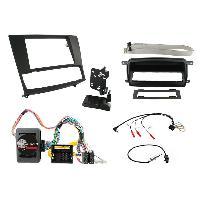 Facade autoradio BMW Kit Installation Autoradio KITFAC-ZBM1 compatible avec BMW serie 3 Ex