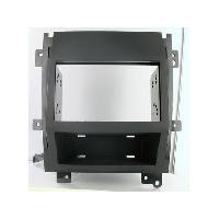 Facade autoradio Cadillac Kit 2DIN pour CADILLAC ESCALADE ap07 - NOIR - ADNAuto