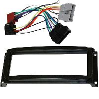 Facade autoradio Chrysler Kit Installation Autoradio Eco KFAC104 pour Chrysler PT Cruiser 99-01 Voyager ap01 Neon