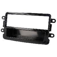 Facade autoradio Dacia Facade Autoradio FA262E compatible avec Dacia - Noir brillant