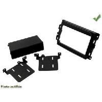 Facade autoradio Dodge KIT 2 DIN DODGE RAM 2013> SAUF ECRAN TACTILE 8-4 POUCES JEEP CHEROKEE SPORT 14>