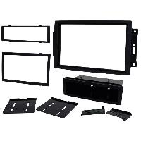 Facade autoradio Dodge Kit Facade Autoradio FA191Z pour Chrysler Dodge Jeep ADNAuto