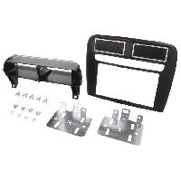 Facade autoradio Fiat Facade autoradio 2DIN compatible avec Fiat Grande Punto ap04 Linea ap06 - Noir - ADN-FA