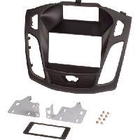 Facade autoradio Ford Kit 2DIN pour Ford Focus ap11 ADNAuto