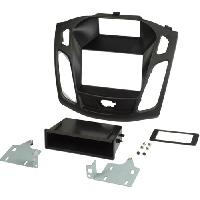 Facade autoradio Ford Kit 2DIN pour Ford Focus ap11 avec vide-poche ADNAuto