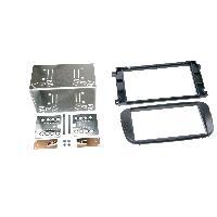 Facade autoradio Ford Kit 2Din Autoradio FA231F Ford C-Max Focus Galaxy Mondeo S-Max - ap07 - Noir