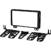 Facade autoradio Ford Kit 2Din pour Ford Mustang 01-04 - ADNAuto