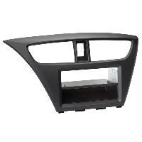 Facade autoradio Honda Facade Autoradio FA3018A compatible avec Honda Civic 9 Avec vide poche