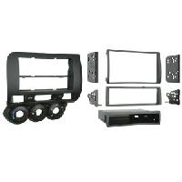 Facade autoradio Honda Facade Autoradio compatible avec Honda Jazz avec Ventilation Manuelle