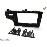 Facade autoradio Honda KIT 2 DIN compatible avec HONDA JAZZ ap14
