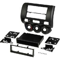 Facade autoradio Honda Kit 2DIN compatible avec Honda Fit 2007-2008