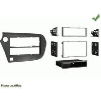 Facade autoradio Honda Kit 2 Din HONDA INSIGHT 2009>2015