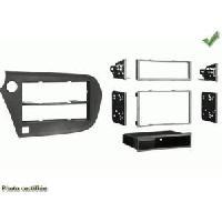 Facade autoradio Honda Kit 2 Din pour HONDA INSIGHT 09-15