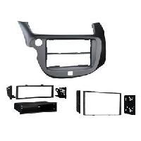 Facade autoradio Honda Kit Facade autoradio FAHD10 pour Honda Fit Jazz et Jazz Hybride ADNAuto