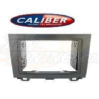 Facade autoradio Honda Kit integration 2DIN pour Honda CR-V ap07 - Noir - Caliber