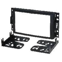 Facade autoradio Hummer Kit Facade autoradio 2 DIN pour Hummer H3 ADNAuto