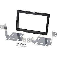Facade autoradio Hyundai Kit 2Din Hyundai i20 apres 2012 - pour vehicule sans autoradio origine