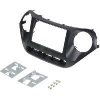 Facade autoradio Hyundai Kit 2Din pour Hyundai i10 ap13