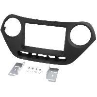 Facade autoradio Hyundai Kit 2Din pour Hyundai i10 ap13 - ADNAuto