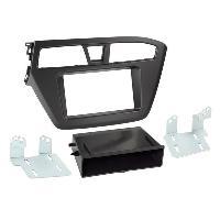 Facade autoradio Hyundai Kit Facade Autoradio KA924 compatible avec Hyundai i20 ap14