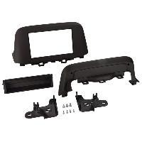 Facade autoradio Hyundai Kit Facade Autoradio KA926 compatible avec Hyundai Kona ap18 Noir
