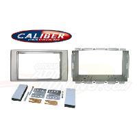Facade autoradio Iveco Kit integration 2 DIN Iveco Daily ap07 - Silver