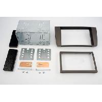 Facade autoradio Jaguar Kit 2DIN pour Jaguar S-Type 00-04 - ADNAuto