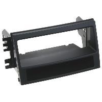 Facade autoradio Kia Facade Autoradio FA178Y compatible avec Kia Soul 1 Avec vide poche Noir