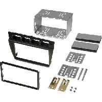 Facade autoradio Kia Kit 2Din pour Kia Picanto ap05 - noir - ADNAuto