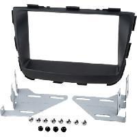 Facade autoradio Kia Kit 2Din pour Kia Sorento 3 ap12 - ADNAuto