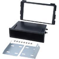 Facade autoradio Kia Kit 2Din pour Kia Venga ap09 avec vide-poche