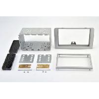 Facade autoradio Lancia Kit 2DIN pour LANCIA MUSA ap09 - ADNAuto
