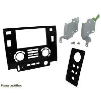 Facade autoradio Land Rover Kit 2Din Landrover Defender ap16 Noir Lisse - ADNAuto