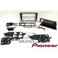 Facade autoradio Lexus Kit integration 2DIN pour Lexus IS300 01-04 Pioneer