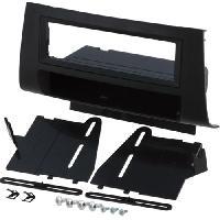 Facade autoradio Mazda Kit 1Din Mazda 3 BK 04-08 avec vide-poche - Clim manuelle - ADNAuto