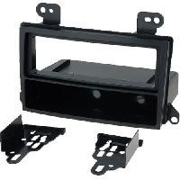 Facade autoradio Mazda Kit 1Din compatible avec Mazda MPV 00-06 avec vide-poche
