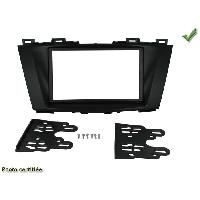 Facade autoradio Mazda Kit 2DIN MAZDA 5 ap12 - ADNAuto