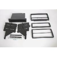 Facade autoradio Mazda Kit 2DIN pour Mazda B Pick up 95-05 - Noir - ADNAuto